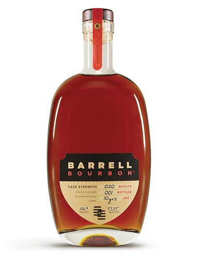 Barrell Bourbon Batch 020
