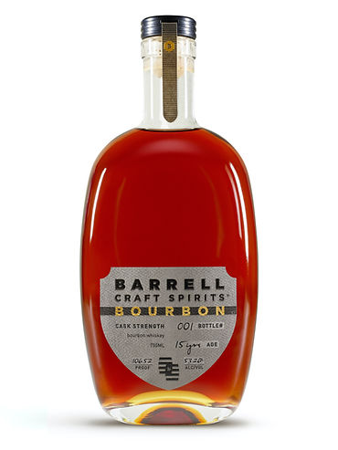 Barrell Craft Spirits Bourbon Solo 2019