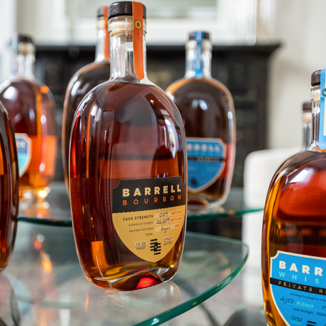WHY DOES BOURBON TASTE SO MUCH LIKE WHISKEY?