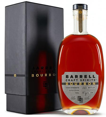 Barrell Craft Spirits Bourbon 2020 with