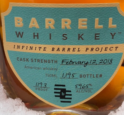 THE INFINITE BARREL PROJECT