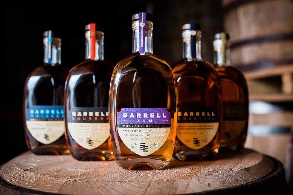 Barrell Private Release Rum