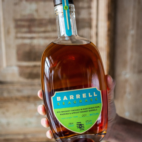 COMING SOON: BARRELL SEAGRASS
