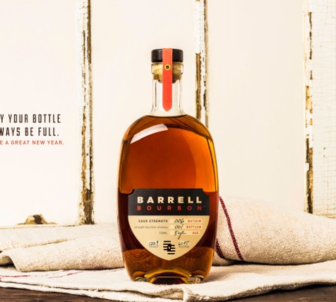HAPPY NEW YEAR FROM BARRELL BOURBON