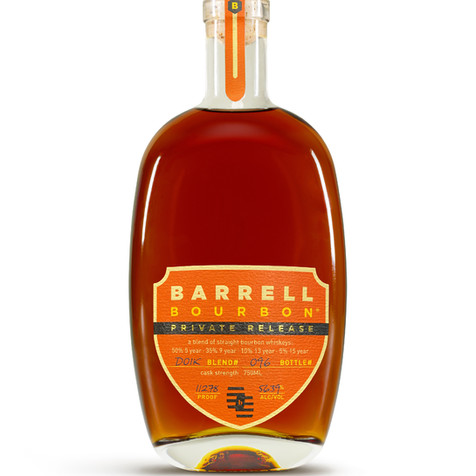 BARRELL PRIVATE RELEASE BOURBON