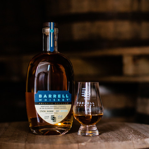 HOW CAN A BOURBON BE AGED IN SHERRY BARRELS?