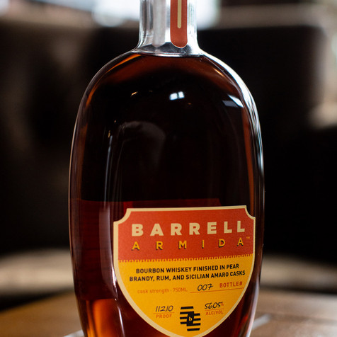 COMING SOON... BARRELL ARMIDA