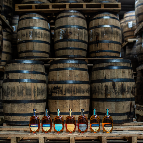 WHY IS WHISKEY STORED IN WOODEN BARRELS?