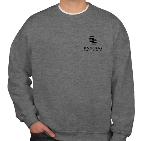 Gray Logo Sweatshirt