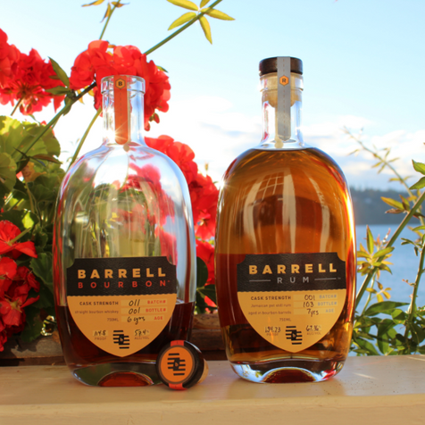 BARRELL BOURBON BATCH 011 WINS BEST BOURBON IN SAN FRANCISCO