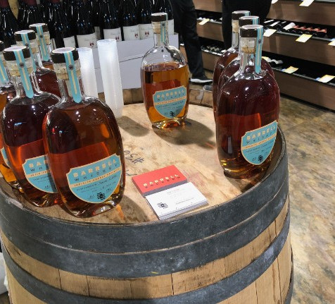 BARRELL CRAFT SPIRITS ROLLS ON