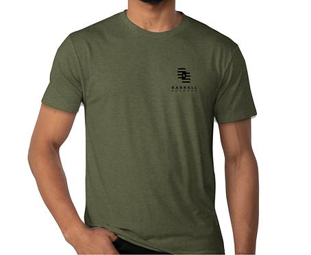 BCS Green Logo Tee