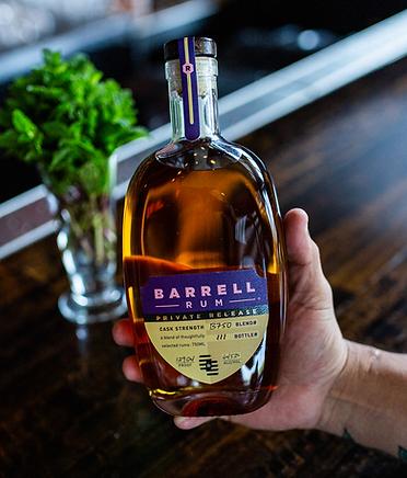 barrell rum