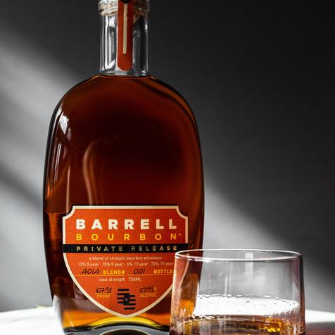 BARRELL BOURBON SCORES HIGHEST AT WINE ENTHUSIAST