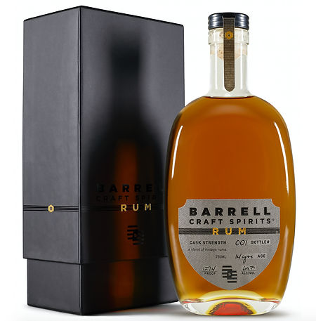 Barrell Craft Spirits Rum with Box.jpg