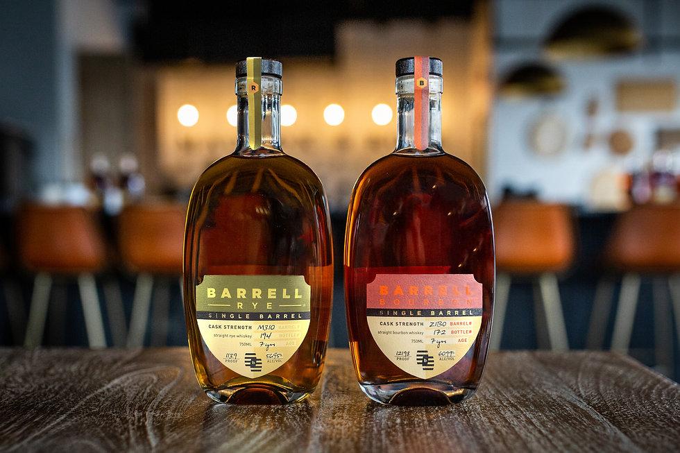 Barrell Single Barrel Bourbon and Rye.jp