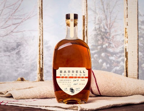 SIP AND CELEBRATE WITH BARRELL BOURBON