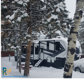 Selecting a Location for Stationary RV Living