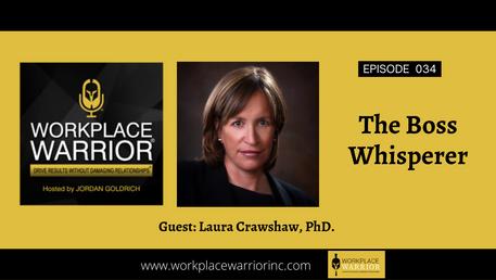 Laura Crawshaw: The Boss Whisperer