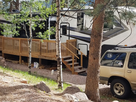 Considering Stationary RV Living During Retirement.