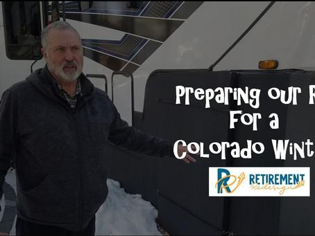 Preparing for a Colorado Winter