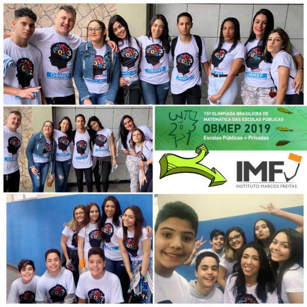 15ª Olimpíada de Matemática (OBEMEP)