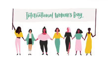 Happy International Women's Day! Today and everyday!