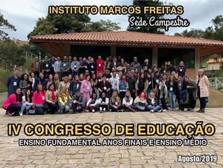 Congresso IMF - Reinventar a escola, transformar