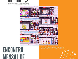 ENCONTRO MENSAL DE ED. CONTINUADA