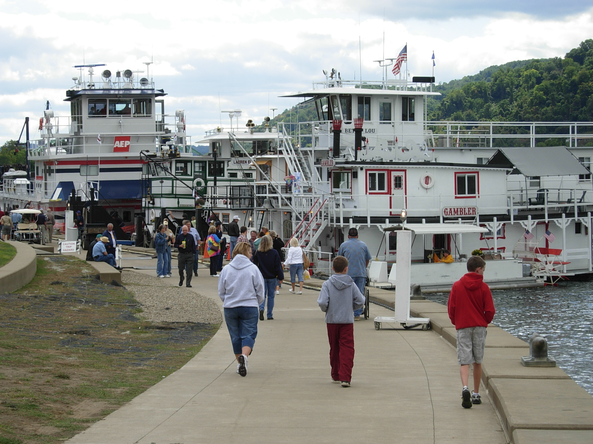 Sternwheel Festival '07 Pictures 040