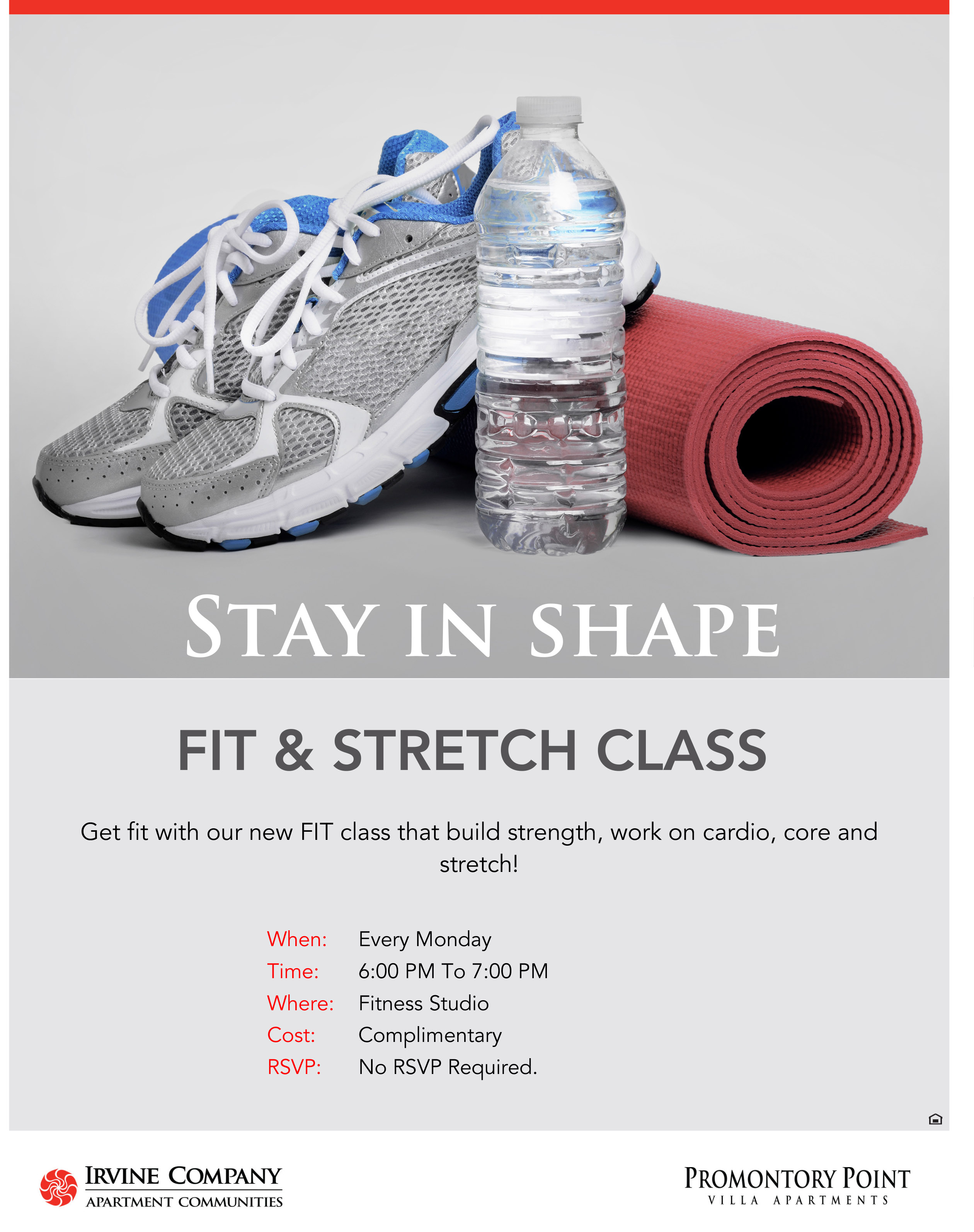 FIT Class _ Promontory