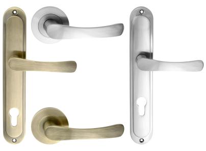 Paddle door handles
