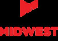Midwest Parking Logo - full - black & re