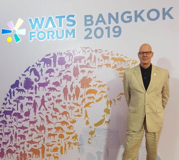 WATS FORUM Bangkok / Thailand 03.06.2019
