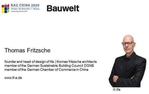 BAU China 2020 in Beijing