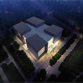 Teda Exhibition Centre, S2
