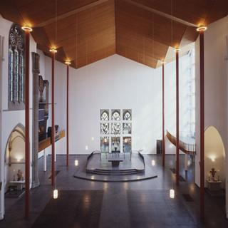 Herz-Jesu-Church Renovation