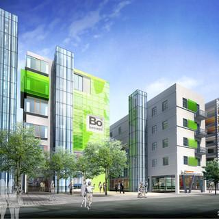 Sun Jiang Factory Conversion