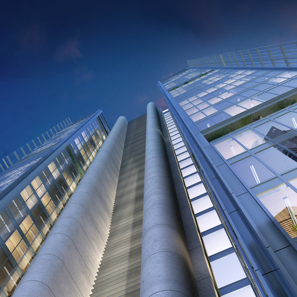 A SUSTAINABLE TOWER - conceptual design for a future high-rise building