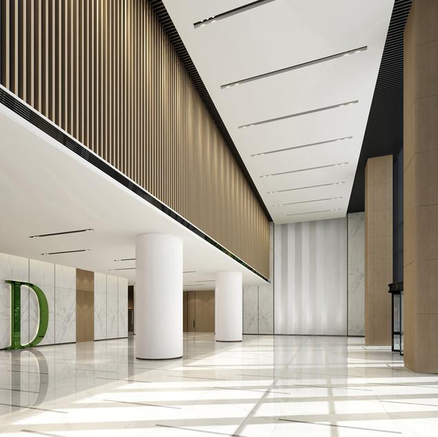 Financial Street Office Towers A-D