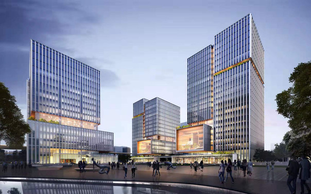 Construction Update: Yunzhongxin Office Towers Project Shanghai