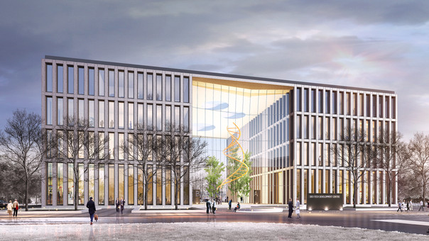 Bio-Tech Development Centre, Shijiazhuang