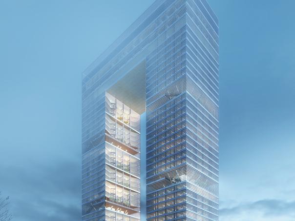 The Qingdao Frame - International Design Competition