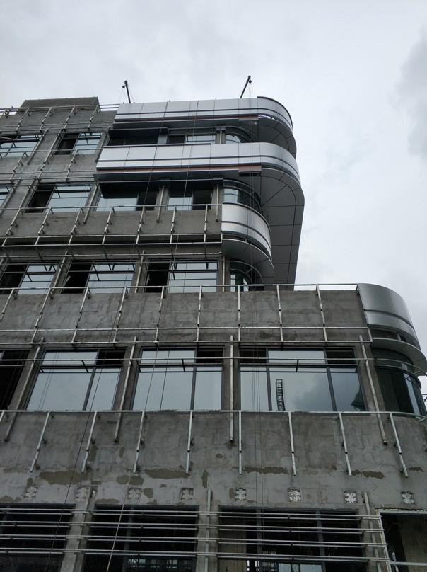 Construction Update: Shibei Hitech Office Park, Shanghai, China