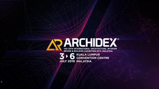 Archidex 2019 Kuala Lumpur, Malaysia
