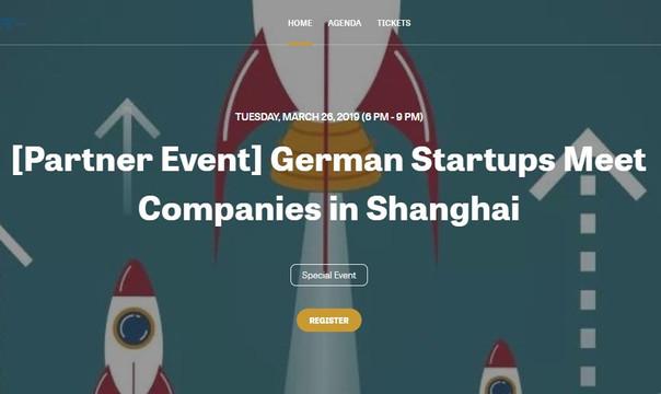 German Startups Meet Companies in Shanghai