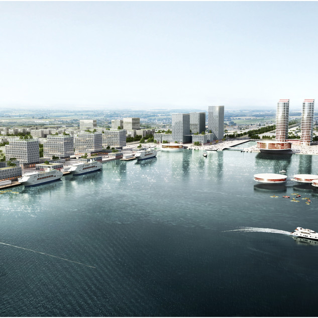 3-133 Tangshan Caofedian Waterfront Development