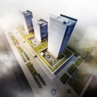 Bank of Communications Headquarters