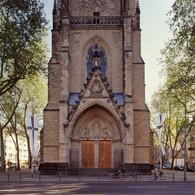 Herz-Jesu-Church裝修