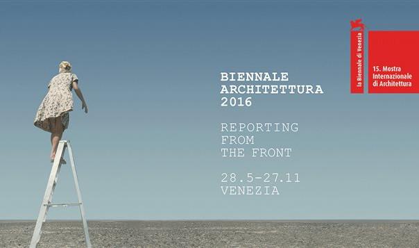 La Biennale della Archittetura, Venice